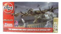 The Dambusters! with Lancaster BIII, Guy Gibson's aircraft from 'Chastise' raid on Eder dam - New Tool for 2013