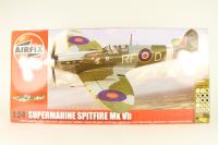 Supermarine Spitfire MK Vb - Pre-owned - imperfect box
