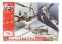 Aircraft of the Aces with P-51D, Bf109E and Spitfire MkI.