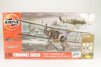 Channel Dash 70 Year Anniversary Set - Fairey Swordfish Mk.I & Supermarine Spitfire Mk.Vb - Pre-owned - Like new