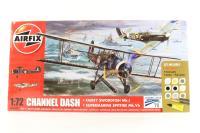 Channel Dash 70 Year Anniversary Set - Fairey Swordfish Mk.I & Supermarine Spitfire Mk.Vb - Pre-owned - Like new