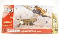 El Alamein Gift Set - Pre-owned - Like new