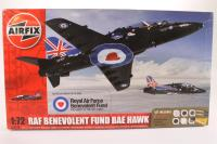 Royal Air Force Benevolent Fund BAe Hawk T1.    - Pre-owned - imperfect box