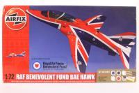 RAF Benevolent Fund BAE Hawk Gift Set - Pre-owned - imperfect box