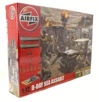 D-Day Sea Assault Gift Set