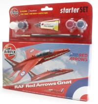 Red Arrow Gnat XR977.