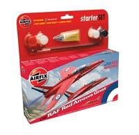 Red Arrow Gnat XR977.