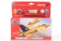 Follond Gnat T1 with Yellowjacks marking transfers - Pre-owned - Like new