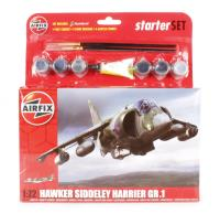 Hawker Harrier GR1 - New Tool for 2013