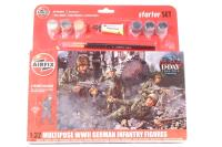 German Infantry Multi-Pose - Pre-owned - imperfect box
