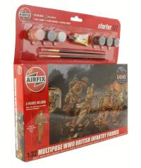 WWII British Infantry Multipose Gift Set