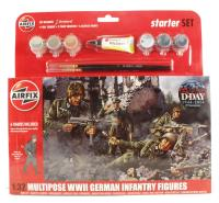 WWII U.S. Infantry Multipose Starter Set
