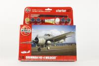 Starter Set Grumman Wildcat F4F-4 - Pre-owned - imperfect box