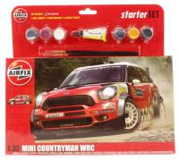 Mini Countryman WRC - New tool for 2013