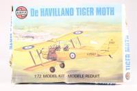 De Havilland DH. 82A Tiger Moth - Pre-owned - imperfect box
