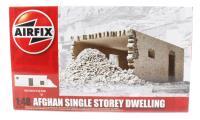 Afghan Single Storey Dwelling.