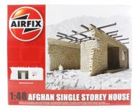 Afghan Single Storey House.