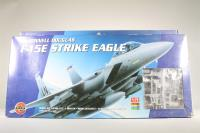 McDonnell Douglas F-15E Strike Eagle - Pre-owned - sold as seen - missing paints and glue