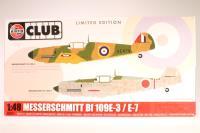 Messerschmitt BF 109E-3/E-7 - Club Edition - Pre-owned - Like new