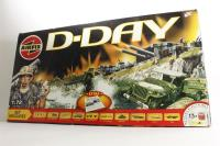 Airfix D-Day 60th Anniversary Set - Pre-owned - Like new