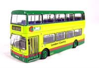 "Leyland Atlantean d/deck bus ""London & Country (C-Line)"""