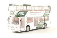 "Leyland Atlantean d/deck bus ""London Crusader Tour"" - Pre-owned - missing one wiper"