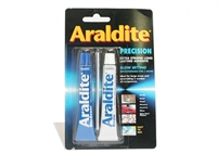 Araldite - Precision - Slow Setting - Repositionable for 2 hours - 30ml Combined