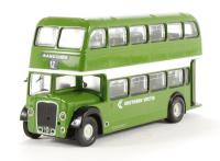 Bristol Lodekka LD1 open platform, long radiator 'Southern Vectis NBC' 540 Sandown (circa 1969)
