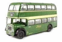"Bristol Lodekka LD1 Closed Platform Short Radiator ""Bristol Omnibus Co."" 418 to Bristol (circa 1957-1972)"