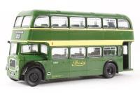 "Bristol Lodekka LD1 Open Platform Short Radiator ""Bristol Omnibus Co."" 233 to Chippenham (circa 1957-1973) - Pre-owned - Like new"