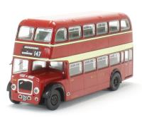 Bristol Lodekka LD6G - Red & White (147)