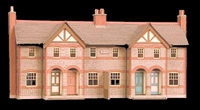 Four Terraced House