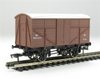 Fruit mex wagon B833340 in BR bauxite