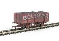 "20t mineral wagon in ""Bolsover"" livery (weathered)"