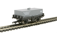 Rectangular tank wagon 'Clare Liverpool'