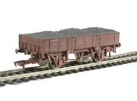 Grampus Wagon in Bauxite (Weathered) 990641