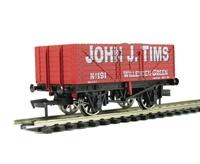 John Tims 7 plank
