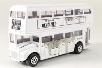 The Beatles 'Revolver' Routemaster Bus - Collectors Tin - Pre-owned - Like new