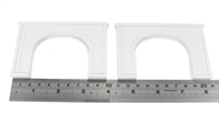 Double Track Tunnel Portals - Concrete - Pack Of 2