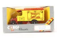 Thornycroft Box Van - Pre-owned - Poor box