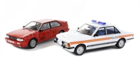 Ashes to Ashes Set - Ford Granada Police and Audi quattro - NEW TOOLING