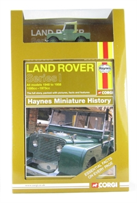 Haynes - Land Rover Series 1