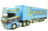 "Scania Topline curtainside ""Ian Hayes Transport"" (Sights & Sounds)"