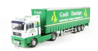 "MAN TGA Curtainside ""Gault Haulage"""