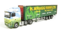"Mercedes Actros C/S ""H Wragg"" (Ludlow). Production run of <1500"