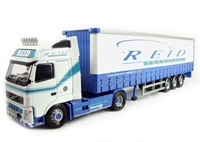 "Volvo FH curtainside ""Reid Transport Group"""