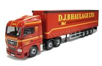 MAN TG-X (XLX) Vinyl Curtainside -  D.J.B. Haulage Ltd - Radstock, Nr Bath
