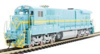 ND5-1 Diesel Locomotive Jinan #0171