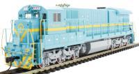 ND5-1 Diesel Locomotive Shanghai #0001