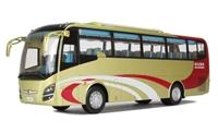 Sunwin Volvo SWB6110 Shanghai Sunwin Demos
